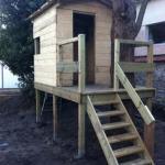 Une VRAI Cabane pour les enfants :-)
